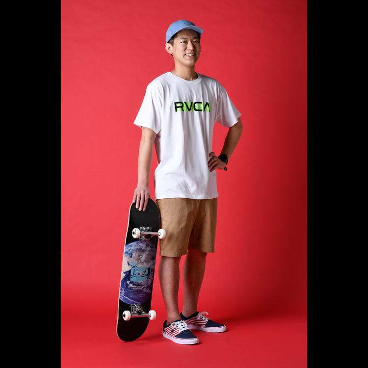 キャップ/Tシャツ/ショーツ/シューズ/スケードボード