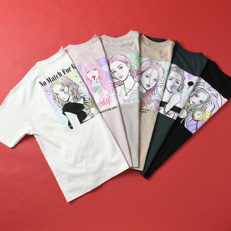 ISAYAMA×Tシャツ