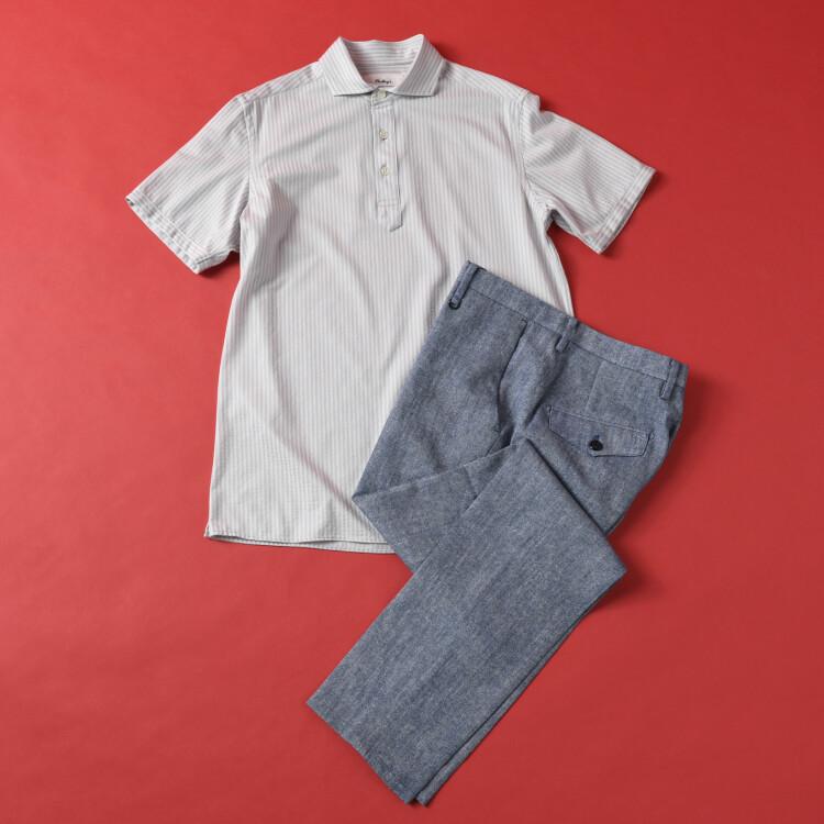 [メンズ]ポロシャツ/パンツ