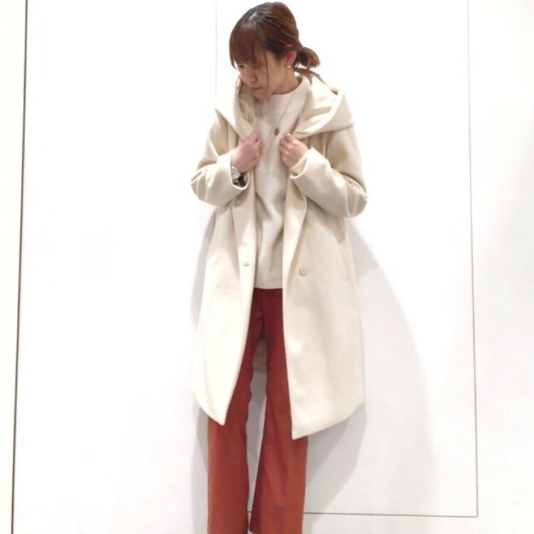 ★美人シルエットパンツ(ストレート)★