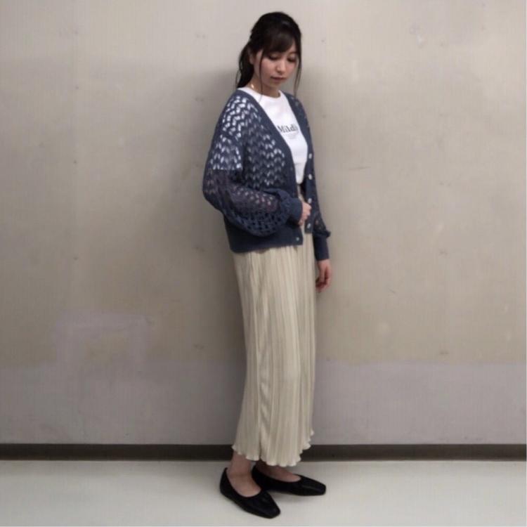 ☆シャイニープリーツカットスカート☆