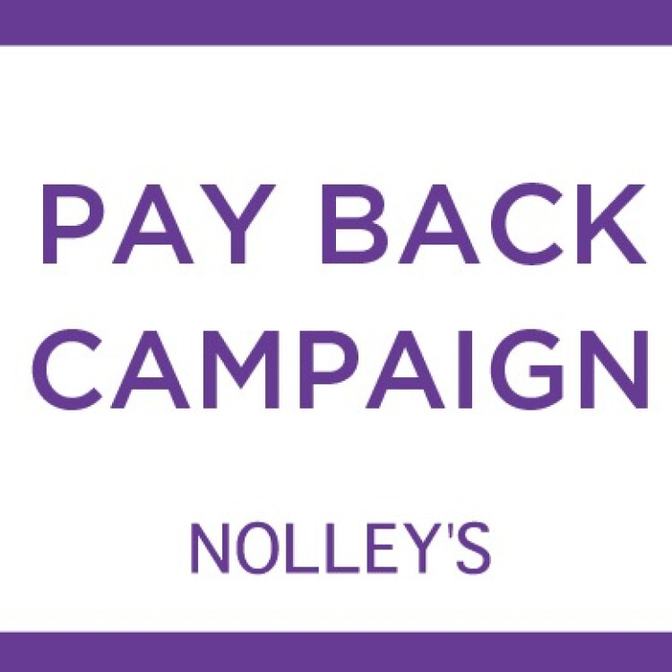 PAY BACK CAMPAIGN