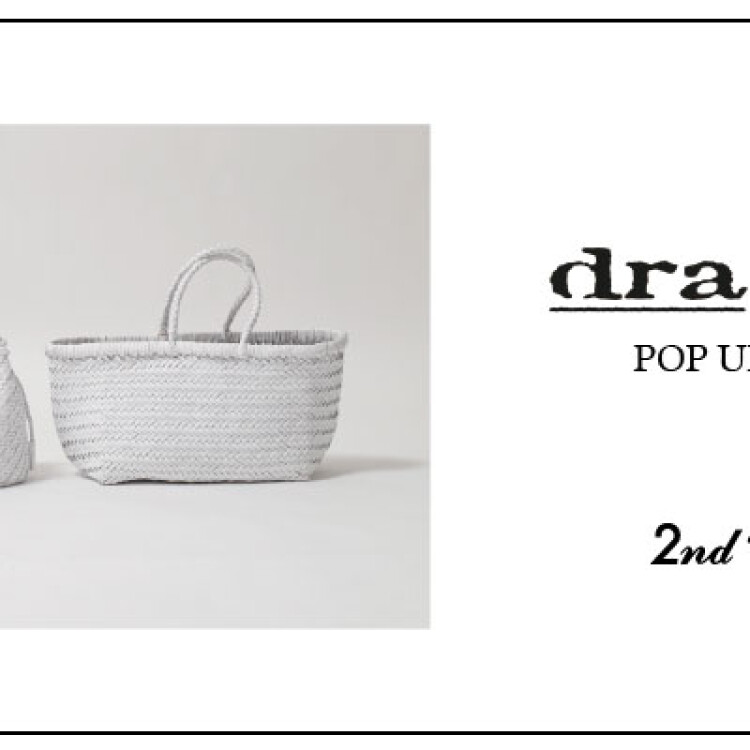 dragon POP UP EVENT 開催