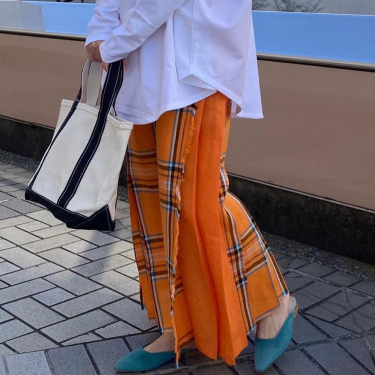 O'NEIL of DUBLIN別注スカート