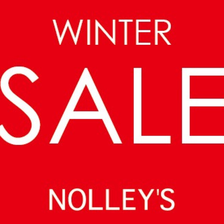 NOLLEY'S WINTER SALE