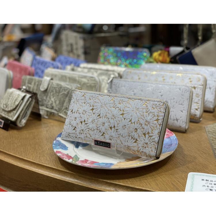 バッグとお財布のお店「リュテス」です✨